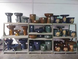 Burley Pottery Shop
